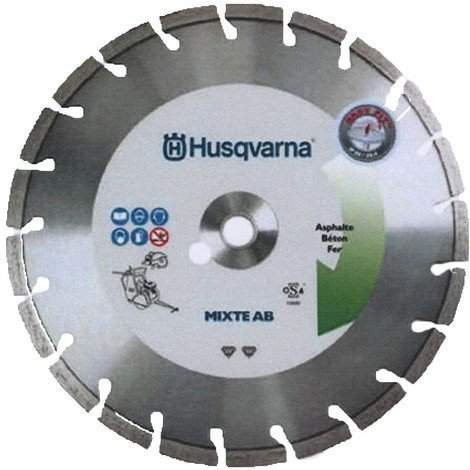 Disque diamant Mixte AB D.350 - HUSQVARNA - 543102471