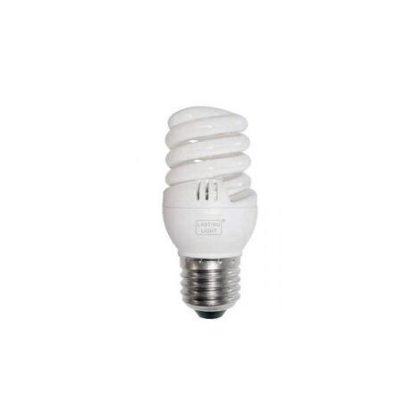 Lámpara fluorescente compacta micro E27 11W 4100°K 8.2cm. (B&F 581110P5)
