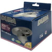 Lámpara Led GU10 AR111 12W 3000°K 24° (Duralamp L8086W)