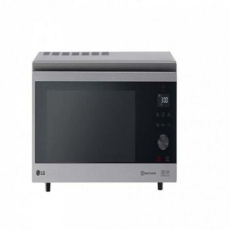 Four Micro-ondes LG MJ3965ACS 39 L 1200W Noir Acier inoxydable