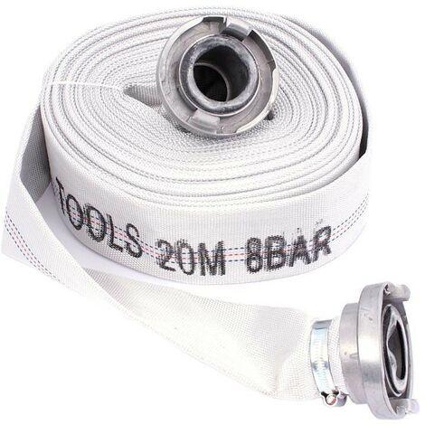Tuyau d'incendie 2 « 20 m webbing 8 bar XLTOOLS
