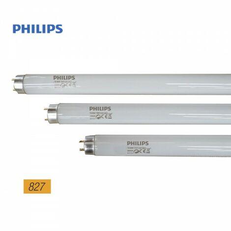 Tube fluorescent triphosphor 58w 827k philips