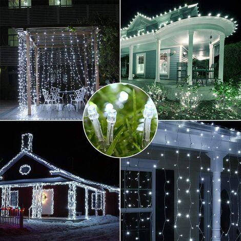 Decoration Lights Outdoor Wedding Garden Indoor Lighting LED Fairy Tale Tree Lights Festive Tree Lights Christmas Decoration , White, 10M 100 LEDs