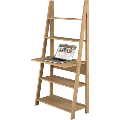 Toddny Ladder Desk Oak