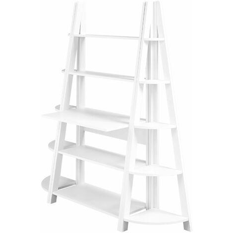 Toddny Ladder Desk White