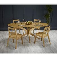 Melber Chair White Oak (Pack Of 2)
