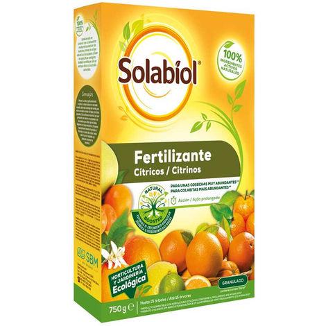 Fertilizante Cítricos Solabiol 750 g