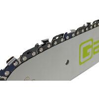 """5 x gardexxchaîne de scie pour STIHLms 250, 35cm - 3/8"""" - 1,1mm - 50 tg + 1l de chaîne pour ms 250, 35cm - 3/8"""" - 1,1mm ..."""