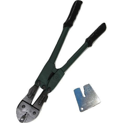 Heavy Duty Crimping Tool with Gauge 4 in 1 (Fencing Ferrules Crimper Garden Wire Repair)