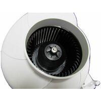 Bilge Blower Flex Mount 12V 320CFM (Marine Boat Fumes Fan Ventilation)