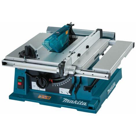 Details zu Makita Tischkreissäge MLT100NX1 260 mm 1500 W Tisch Kreissäge + Untergestell