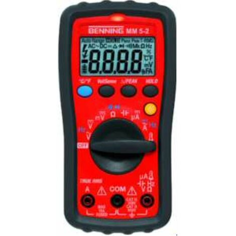 MM 5-2 Digital Hand Multimeter