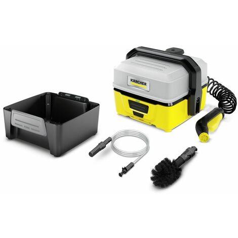 Mobiler Outdoor-Cleaner OC 3 + Adventure Box