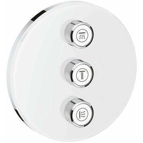 Grohe Grohtherm SmartControl Placa con triple llave de paso (Ref. 29152LS0)