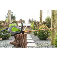 60v Warrior Hedge Trimmer (Tool Only