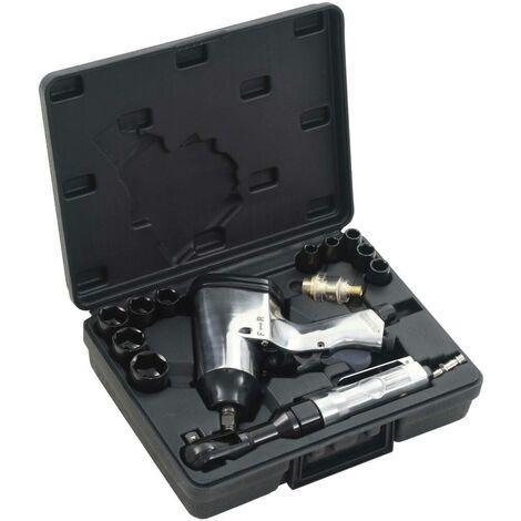 "Hommoo 16 Piece Air Tool Set 1/2"" VD04773"