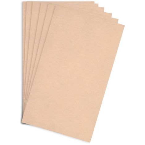 Hommoo 10 pcs Poster Boards DIN A1 Size HDF 841x594x3 mm VD05315