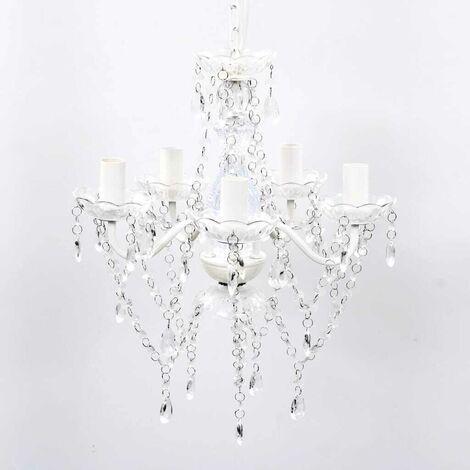 TRANSPARENT Crystal Light 5 Bulb VD08154