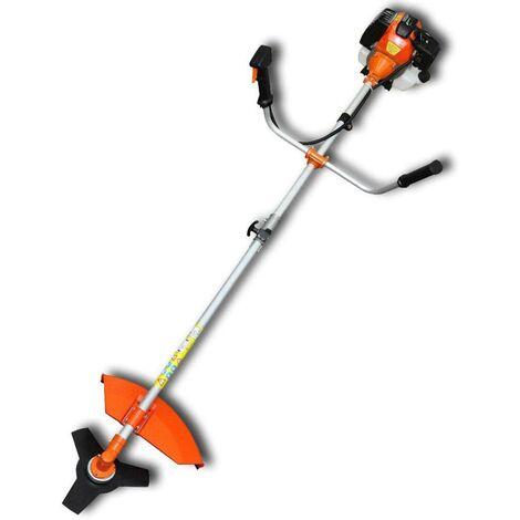 Hommoo Brush Cutter Grass Trimmer 51.7 cc Orange 2.2 kW VD03778