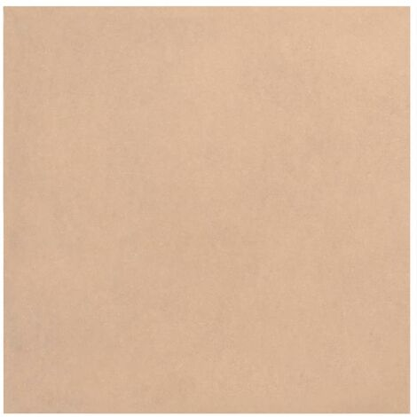 Hommoo 8 pcs MDF Sheets Square 60x60 cm 12 mm QAH05308