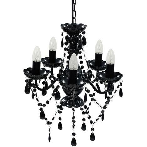 BLACK Crystal Light 5 Bulb QAH08153