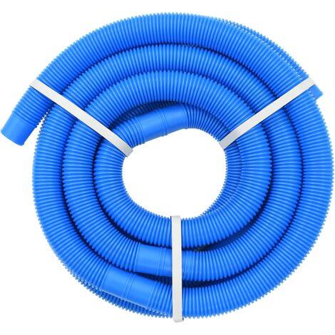 Hommoo Pool Hose Blue 38 mm 6 m QAH32713