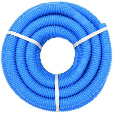 Hommoo Pool Hose Blue 38 mm 12 m QAH32717