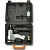 """Hommoo 16 Piece Air Impact Wrench Set 1/2"""" VD03488"""