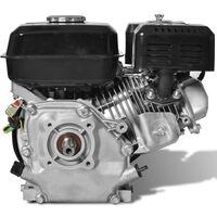 6.5HP 4.8kW Black Petrol Engine VD03886