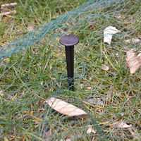 Hommoo Pond Cover Net 6x4 m PE