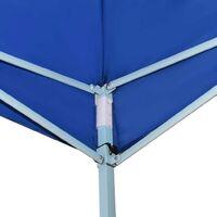 Hommoo Folding Pop-up Party Tent 3x9 m Blue VD29143