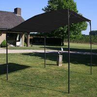 Hommoo Sunshade Awning 3x2.5 m Anthracite VD46216