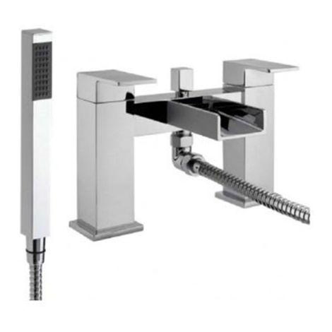 Bath Shower Mixer Tap - Series Ao by Voda Design