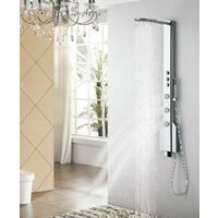 Thermostatic Wall Mounted Shower Panel - Retro by Voda Design