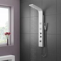 White Shower Tower - Storm by Voda Design