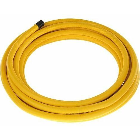 Flexible ondulé gaz DN20 (3/4) 15 m en carton
