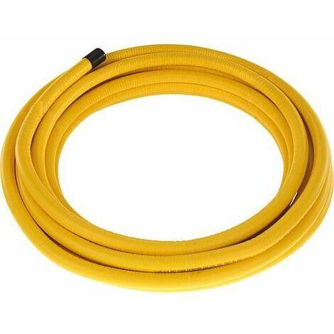 Flexible ondulé gaz DN20 (3/4) 30m en carton