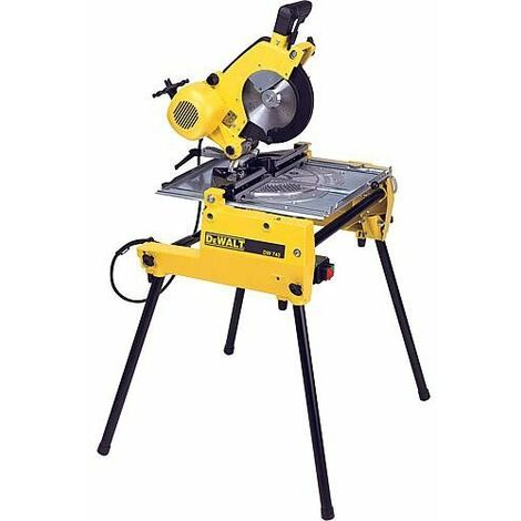 Scie a onglet sur table DW 743 N, 2000W