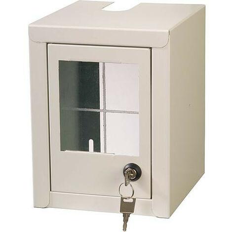 Clesse:Coffret nu pour vanne gaz pour vanne de Dia. 15x21 26x34 coffret sous verre dormant