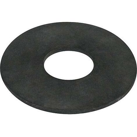 """Membrane en caoutchouc plate pour chasse d'ea 63 x 32 x 3 m""""25 pcs"""