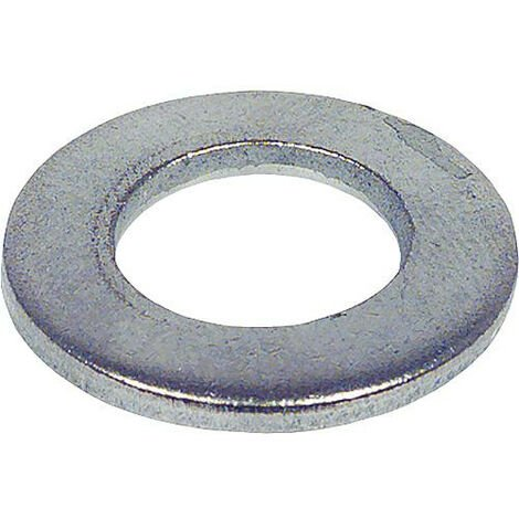 Rondelles inox A4 DIN 125/ISO 7089, diam. 17,0mm UE 200 pcs