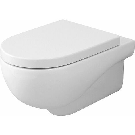 WC suspendu Court Nuvola | Abattant standard