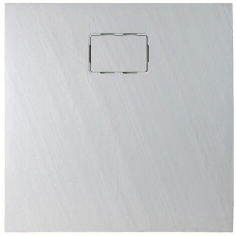 Receveur Rockstone | Gris - 120 x 90 cm