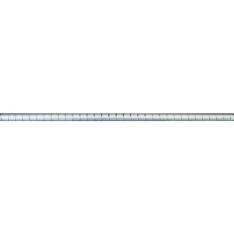 Listel Miroir Pointillé 15mm