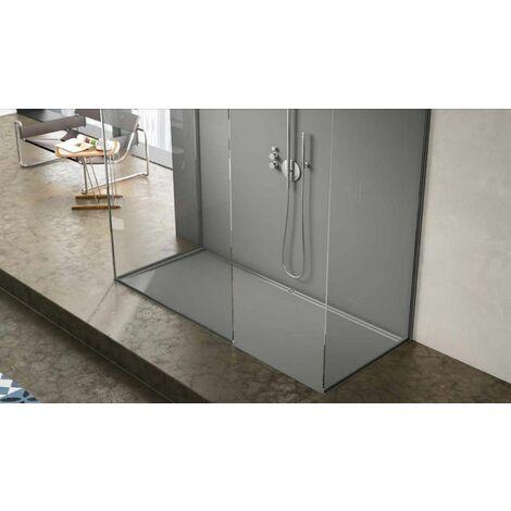 Receveur Style | Noir - 120 x 90 cm