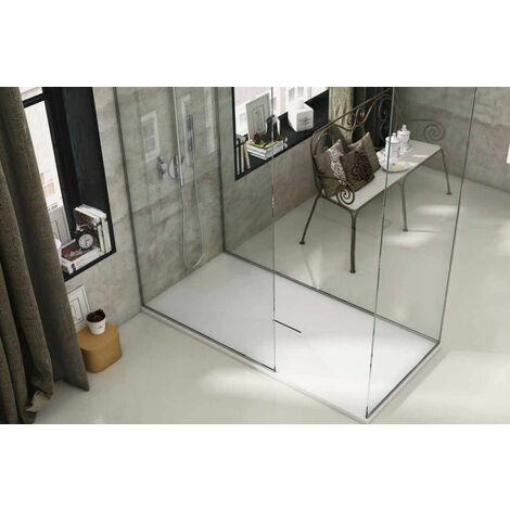 Receveur Hydra   Blanc - 120 x 80 cm