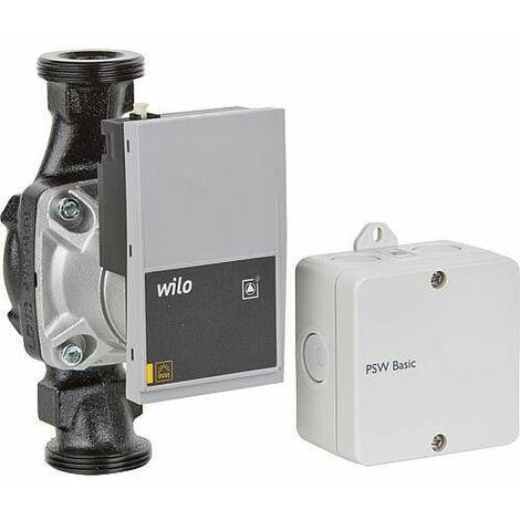 Convertisseur de signal Resol PSW kit basic, Wilo Yonos Para ST 25/7-180