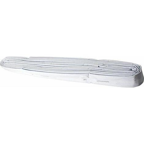 Gaine isolante en fibres 12-15mm 10 metres