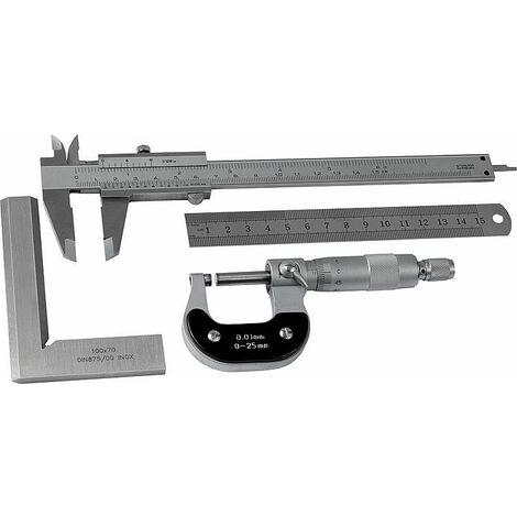 Instruments de mesure 4 pcs