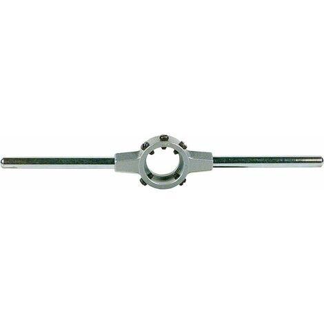 Support filiere diametre 65 mm, hauteur 18 mm longueur total 630 mm